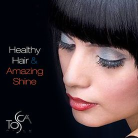 Healthy Hair & Amazing Shine by Tosca